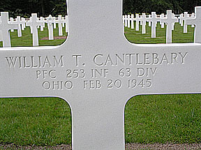 William Cantlebary
