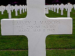 Harvey Madore