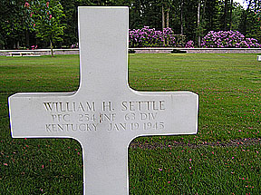 William Settle