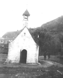 Church outside of Stadel Germany
