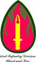 63rd Infantry Division Insignia