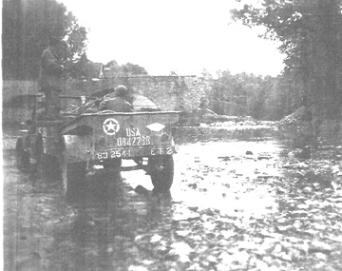 T/5 Textor's Jeep E/254th Inf