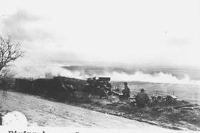Artillery Unit in action