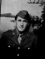 Pfc Theodore F Gnias, 63rd Reconnaisance Troop